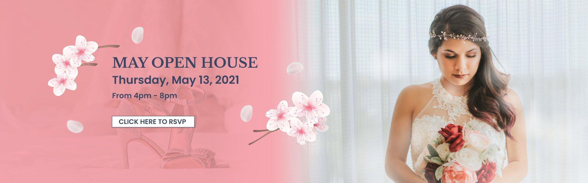 May Open House - Pelazzio